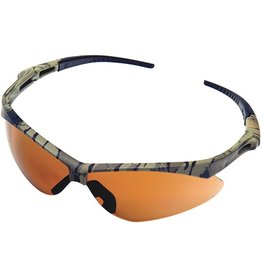 Stihl Camo Safety Glasses with Amber Lens