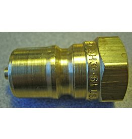 """PARKER HANNIFIN Quick Nipple BH3-61 Series with 3/8"""" Female NPT"""