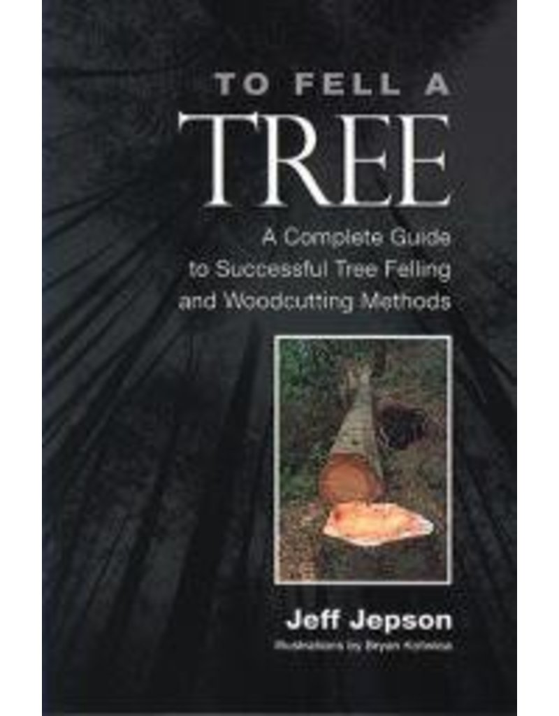Beaver Tree Publishing To Fell A Tree was written for the professional tree cutter as well as the weekend woodcuter.  Loaded with informatiion that is essential to the safety and success of any tree felling and woodcutting operation.  Topics: Preparations before the work begins