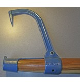 "Dixie, Columbus McKinnon CANT HOOK 2+1/2"" X 4' Long Handle"