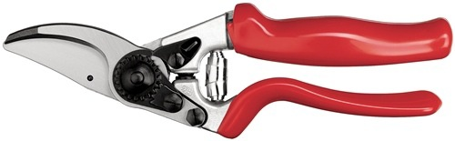 FELCO Reliable: comfortable, light, sturdy handles made of forged aluminum with a lifetime guarantee* / blade and screw-mounted anvil blade made of high-quality hardened steel / clean, precise cut / all parts can be replaced<br />Efficient: easy, durable cutting a