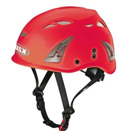 KASK Red Plasma Work w/ Adapter for Ear Defenders