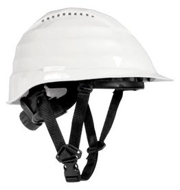 Rockman Forestry Helmet, Vented, White