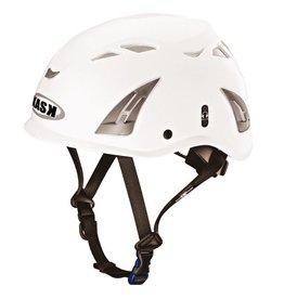 KASK White Plasma Work Helmet w/ Adapter for Ear Defenders