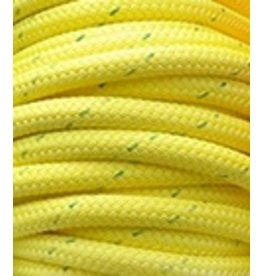 """All Gear Inc. BULL ROPE 9/16"""" x 150' 14,000 LBS, Yellow w/ Green Tracer"""