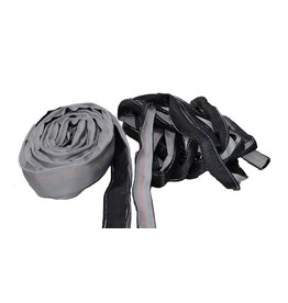 """All Gear Inc. Chafe Sleeve, heavy duty polyester 3/4"""" inside diameter x 30' stitch lines every 12"""""""