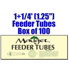 "Mauget Mauget FEEDER TUBES (100) 1+1/4"""