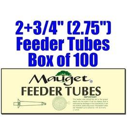 "Mauget Mauget FEEDER TUBES (100) 2+3/4"""