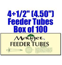 "Mauget Mauget FEEDER TUBES (100) 4+1/2"""