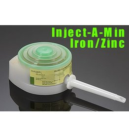 Mauget Inject-A-Min Iron-Zinc 6mL., 24 Pack
