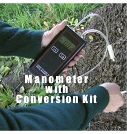 Mauget Manometer with Conversion Kit