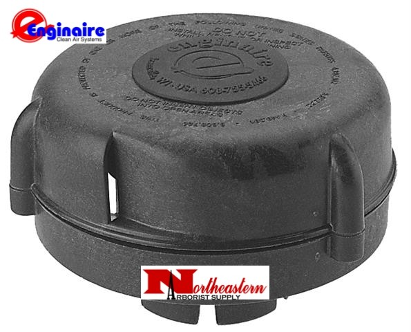 """Enginaire Glass Filled Composite Precleaner, Model """"4-150/465"""", 4"""" ID Inlet"""