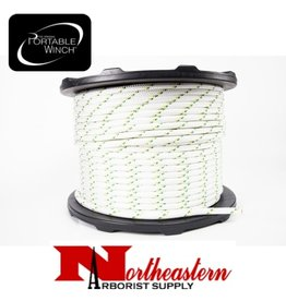 PORTABLE WINCH CO. Winch ROPE - 12mm x 150M
