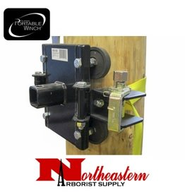 PORTABLE WINCH CO. Winch anchor system for trees and poles with 3 m (10') strap.