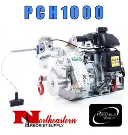 PORTABLE WINCH CO. PCH1000 Gas Powered Lifting Winch