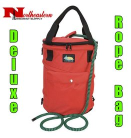 Weaver Deluxe Rope Bag in Red