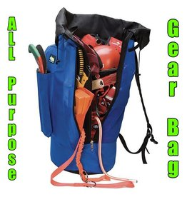 Weaver All Purpose Gear Bag in Blue