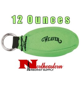 Weaver Neon Green 12oz Throw Bag / Weight