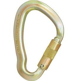 ISC Twist Lock 50kN Steel Carabiner, Big Dan
