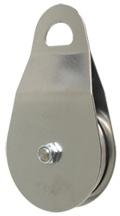 """CMI Block 5/8"""" - 4"""" Aluminum Sheave"""