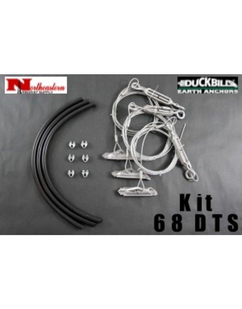 DuckBill Anchor Kit Model 68 DTS