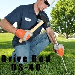 DuckBill Drive Rod for Model 40's