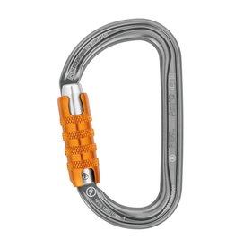 Petzl Am'D lightweight asymmetric carabiner, Triact-Lock