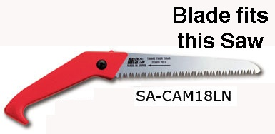 ARS Saw Blade replacement SA-CAM18LN