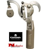 CORONA High strength aluminum casting for rugged tree care service, lightweight and strong<br />