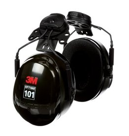 3M PELTOR Optime Dielectric 101 Cap-Mount Earmuffs, H7P3E