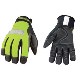 Youngstown Gloves Safety Orange Waterproof Winter Glove