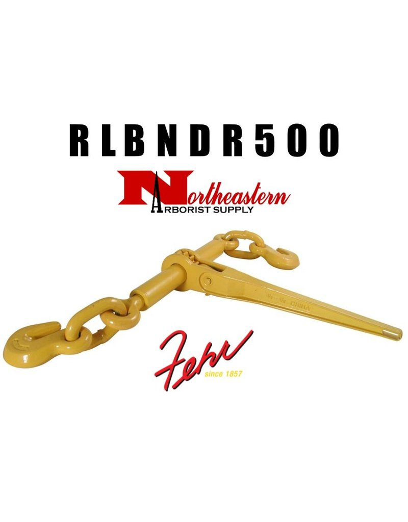 Fehr Bros. RATCHET LOADBINDER, SWL 9,200lbs.
