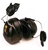 3M PELTOR Optime Dielectric 101 Helmet-Mount Earmuffs, H7P3E