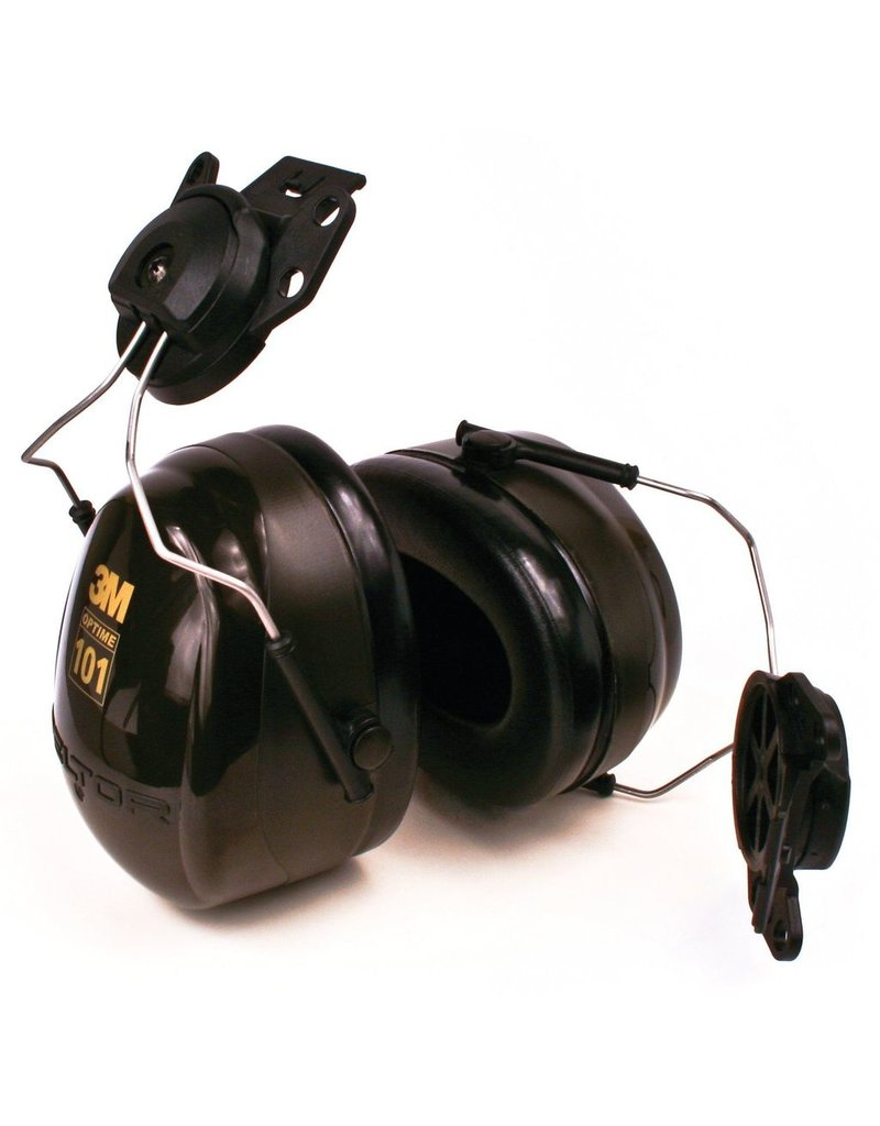 3M PELTOR Peltor's OPTIMETM line of muffs incorporates all the acoustic engineering, <br />