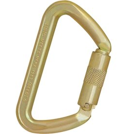 ISC SMALL IRON WIZARD 70kn MBS Twistlock Carabiner