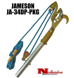 Jameson JA-34, Big Mouth Pruner, Set Up