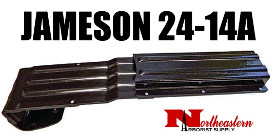 Jameson Chainsaw Scabbard fits standard and hydraulic pistol grip chainsaws