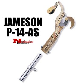 Jameson Pruner with Swivel Pulley and Pole Adapter
