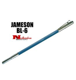 Jameson Extension Pole with Male and Female Ferrules, 6' BLUE