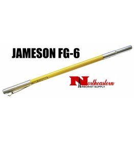Jameson Hollow Core Extension Pole with Male and Female Ferrules 6'
