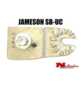 Jameson Adapt SB-2 or Tri-Cut Blades to any manufacturer's universal head