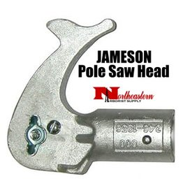 Jameson Pole Saw Head Only, Offset Blade Mount