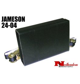 Jameson Boom Mount Hydraulic Pruner Holder, with Handle Holder and Ratchet Straps