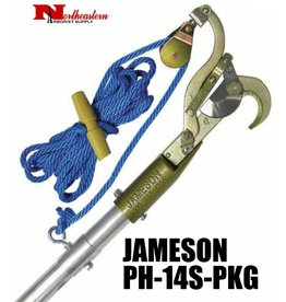 Jameson Pruner, JA-14 with Swivel Pulley, Pole Adapter and Rope