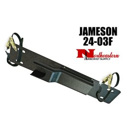 Jameson Long Reach Chain Saw Holder with Ratchet Straps
