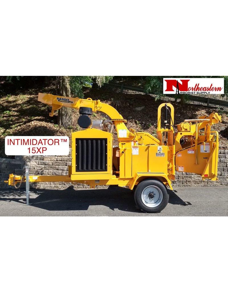 Bandit® Model15XP Intimidator, GM 5.7L, 165hp Gas Engine