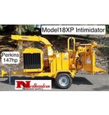 Bandit® Model 18XP Intimidator, Perkins 147hp Diesel Engine