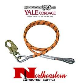 """Yale Cordage Flipline Yale Maxi-Flip 1/2"""" x 8' with SWIVEL SNAP"""