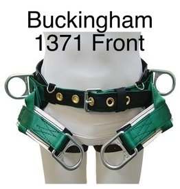 Buckingham Saddle, IMPROVED ECONOMY Size Medium