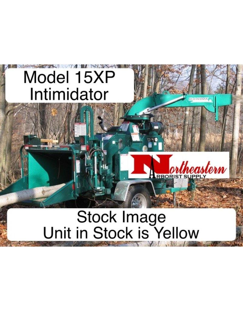 Bandit® Model 15XP Intimidator, Perkins 147hp Diesel Engine